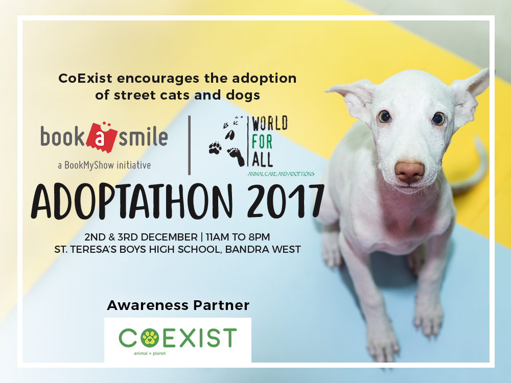 World For All Adoptathon 2017