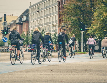 Copenhagen Cyclists